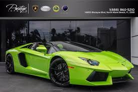 lamborghini green and black pre owned lamborghini miami fl