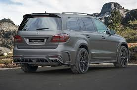 mansory mercedes sls mansory debuts its version of the mercedes amg gls 63 automobile