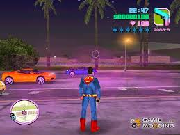 gta san andreas free android gta san andreas superman mod version