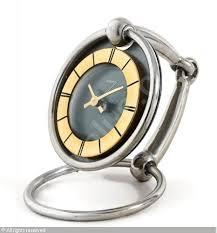 pendule de bureau pendulette de bureau à équilibre sold by artcurial briest