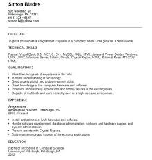 great sample resume examples of good resumes that get jobs