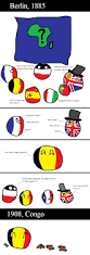 Scramble For Africa Map by Scramble For Africa The Horror Polandball