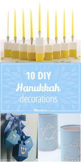 hanukkah decorations 10 diy hanukkah decorations tip junkie