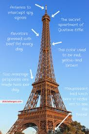 11 facts about the eiffel tower you don u0027t know 203challenges
