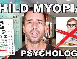 Legal Blindness Diopter Child Myopia Prescription Realities