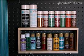 Pegboard Ideas Kitchen Craft Room Pegboard Organization Addicted 2 Diy Loversiq