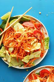 vegan papaya salad minimalist baker recipes