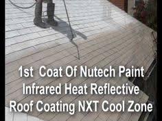 Heat Reflective Spray Paint - cool roof paints heat reflective coatings pinterest roof paint