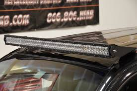 toyota tacoma light bar roof mount n fab led light bar roof mount for 2005 2015 toyota tacoma
