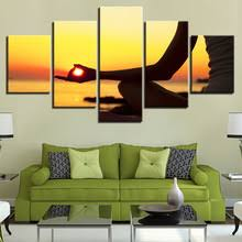 Posters For Living Room by Compare Prices On Yoga Poster Online Shopping Buy Low Price Yoga