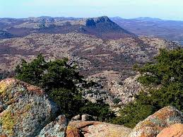 Oklahoma mountains images Wichita mountains scenic byway oklahoma jpg
