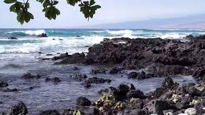 the waves near mauna lani resort youtube