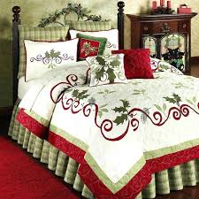 holiday bedding quilts christmas twin quilts christmas comforters