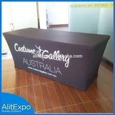 Dining Room Table Top Protectors Dining Room Table Top Covers For Trade Shows Tan Plastic Table