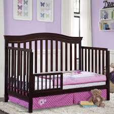 Broyhill Convertible Crib Broyhill Bowen Heights 4 In 1 Convertible Crib In Cherry Free