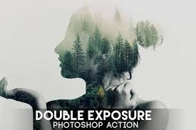 tutorial double exposure photoshop cs3 double exposure photoshop action by eugene design on envato elements