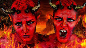 Devil Halloween Makeup Ideas by The Devil Halloween Makeup Tutorial Cherry Wallis Youtube
