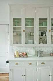 shaker style glass cabinet doors pin by jillian teague on shabby chic vintage pinterest kitchens