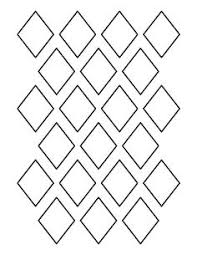 house pattern printable outline crafts creating