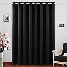 Blackout Curtains Black Black Blackout Curtain Panels For Bedroom Black