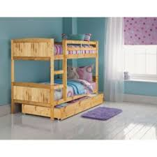 Buy Detachable Bunk Bed Frame With Storage Antique Pine At Argos - Funky bunk beds uk