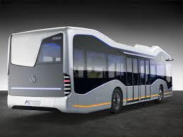 future mercedes mercedes u0027 autonomous future bus just drove through amsterdam