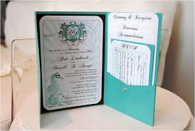 themed wedding invitations theme wedding invitations rectangle green folder invitation