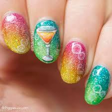 freshest ombre glitter nails ideas naildesignsjournal com