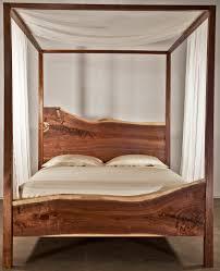 Reclaimed Wood Bed Frames Bed Frames Wood Canopy Bed Frame Canopy Bed Twin Canopy Bed Full