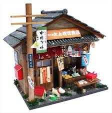 Where To Buy Japanese Candy Kits Doll House Handmade Kit Japanese Mom And Pop Candy Store Billy