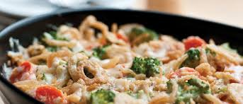 pleasing vegetable casserole