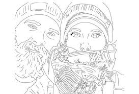 Color Me Book Turns Your Selfies And Instagram Photos Into A Colouring Book