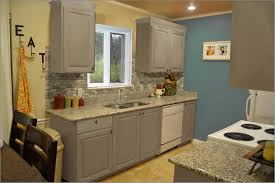 How To Clean Oak Kitchen Cabinets by Kitchen Grey Painted Kitchen Cabinets Can You Paint Laminate