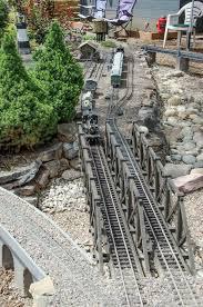 g scale garden railroad modeltrainlayouts model layouts