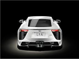 lexus lf a 2012 lexus lfa prices reviews and pictures u s report