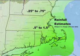 New England On The Map by What New Englanders Can Expect From Hurricane Jose The Boston Globe