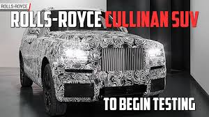 rolls royce cullinan here u0027s an official peek at the rolls royce suv autoblog