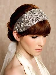 collections of headband style wedding veils cute hairstyles for