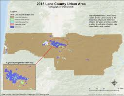 Springfield Oregon Map by Gis Ii Final Project Projecting Urban Growth Scenarios Charlie