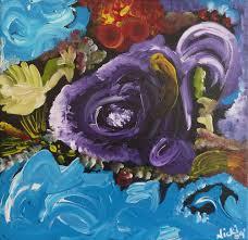 van gogh u0027s ear u2013 nicki la rosa an abstract artist with a
