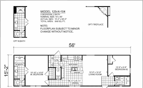 mobile homes floor plans champion homes single wide floor plans