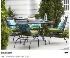 Outdoor Furniture Iron by Shop Outdoor Patio Furniture Collections With Lowe U0027s