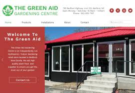 the green aid gardening centre bedford growing supplies