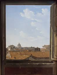 file hendrik voogd view of rome from the window jpg wikimedia