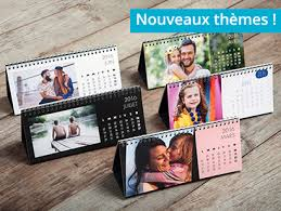 calendrier photo bureau calendrier de bureau photobox