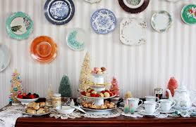 christmas tea party afternoon tea on boxing day tea time tutorial