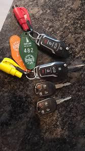 lexus wallet key card upgrading your old explorer keys to something nicer ford