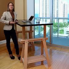 Ikea Stand Desk by Desk Stand Up Desk Ikea Inside Wonderful Knotten Standing Desk