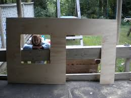 Girls Bedroom Vanity Plans How To Build A Full Size Loft Bed Jays Custom Creations Loversiq