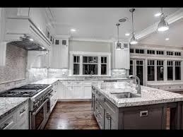 white kitchen cabinets and grey countertops white and gray countertop